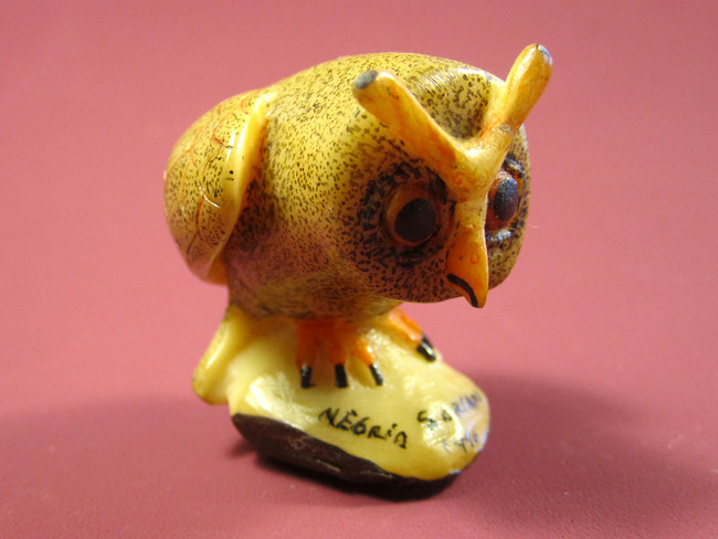 Tagua Nut Carvings