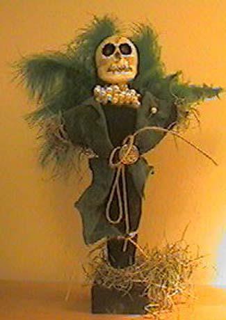 Haitian Voodoo Doll